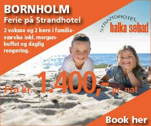sommerferie bornholm
