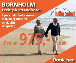 bornholm weekend tilbud