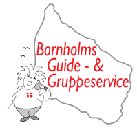 Logo Bornholms Guide and Group Service