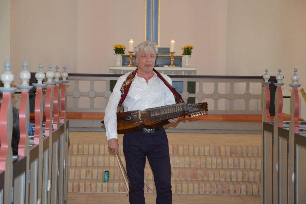 Koncert i Aa Kirke